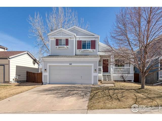 563 Hendee Ct, Erie, CO 80516 (MLS #906582) :: Bliss Realty Group