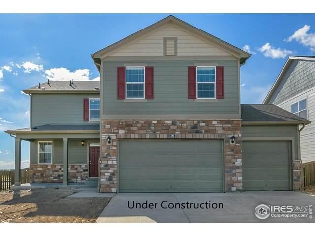 1644 Clarendon Dr, Windsor, CO 80550 (MLS #906591) :: Kittle Real Estate