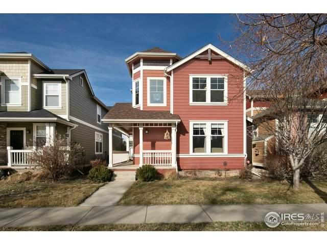 2914 Cornerstone Ln, Fort Collins, CO 80528 (MLS #906631) :: Jenn Porter Group