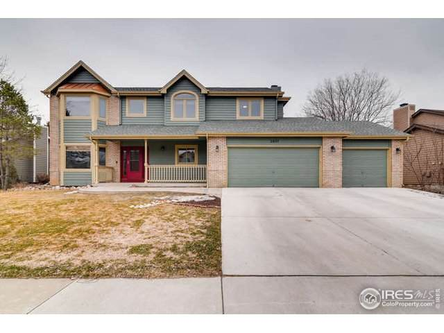 2837 Blackstone Dr, Fort Collins, CO 80525 (#906642) :: The Brokerage Group