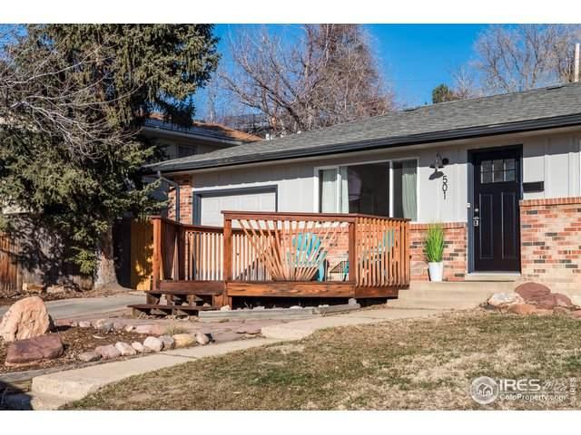 501 Hartford Dr, Boulder, CO 80305 (MLS #906654) :: 8z Real Estate