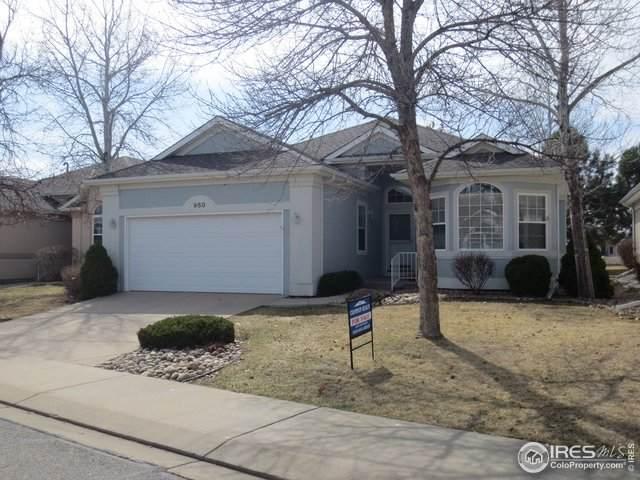 950 Champion Cir, Longmont, CO 80503 (MLS #906694) :: 8z Real Estate