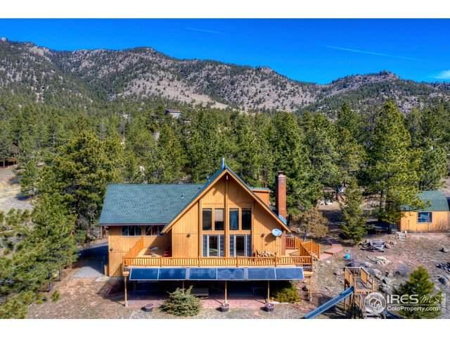 40 Hopi Ct, Lyons, CO 80540 (MLS #906723) :: Kittle Real Estate