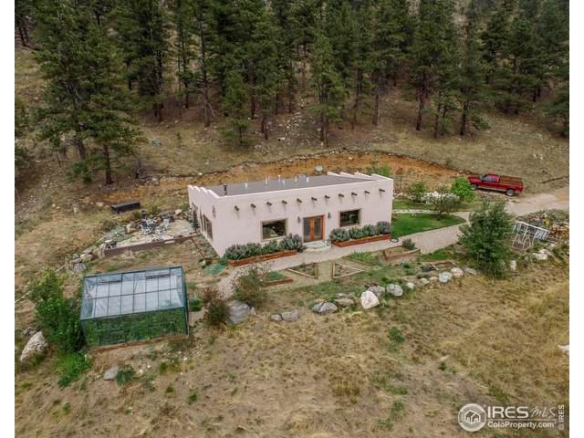692 Raspberry Gulch Rd, Bellvue, CO 80512 (MLS #906728) :: Downtown Real Estate Partners