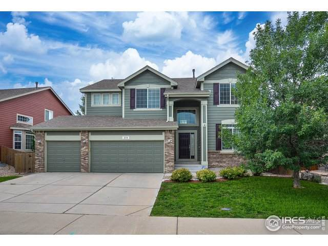 238 Muscovey Ln, Johnstown, CO 80534 (#906773) :: The Brokerage Group