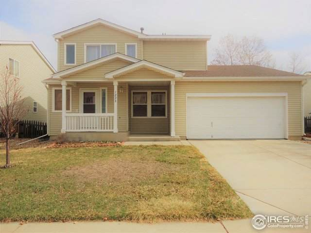1228 Spring Creek Ct, Longmont, CO 80504 (MLS #906813) :: 8z Real Estate