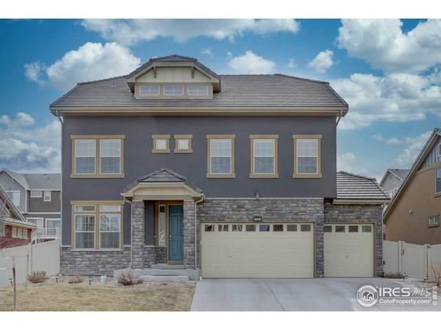 115 Pipit Lake Way, Erie, CO 80516 (MLS #906818) :: 8z Real Estate