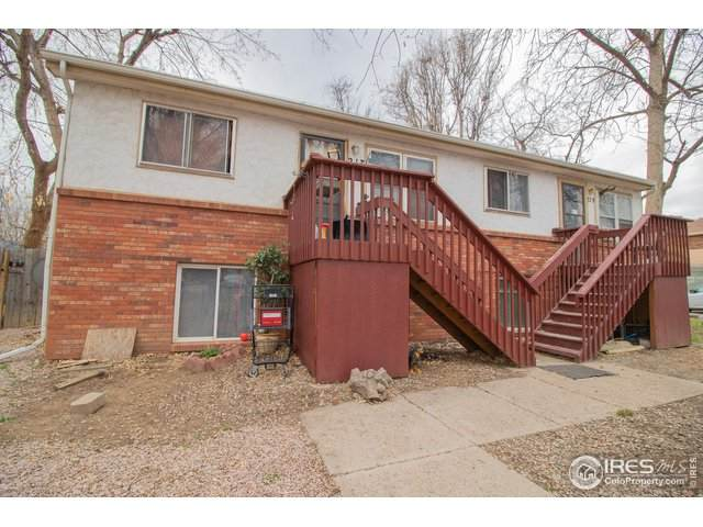 211 S Jefferson Ave, Loveland, CO 80537 (MLS #906823) :: Keller Williams Realty
