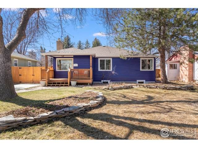 1521 Whedbee St, Fort Collins, CO 80524 (MLS #906829) :: J2 Real Estate Group at Remax Alliance