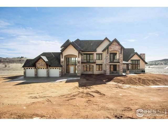 5067 S County Road 29, Loveland, CO 80537 (#906842) :: The Peak Properties Group