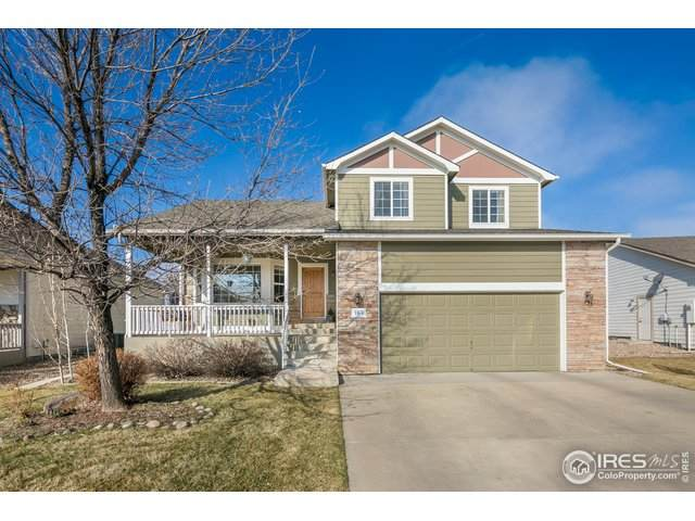 167 Snow Goose Ave, Loveland, CO 80537 (MLS #906852) :: Bliss Realty Group