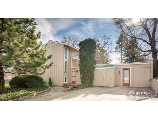1396 Northridge Ct, Boulder, CO 80304 (MLS #906880) :: J2 Real Estate Group at Remax Alliance
