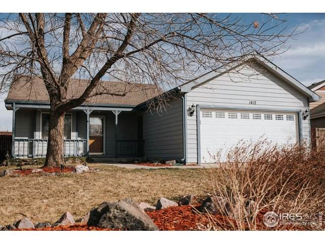 1412 Wintergreen Way, Fort Collins, CO 80524 (MLS #906900) :: Kittle Real Estate