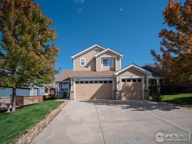 1873 Lodgepole Dr, Erie, CO 80516 (MLS #906909) :: 8z Real Estate
