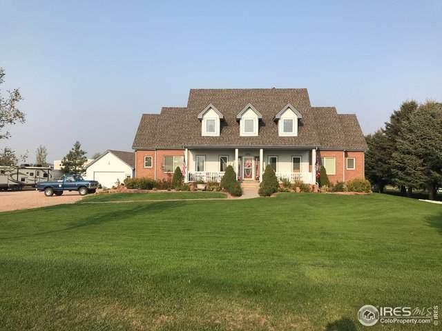 35701 County Road 25, Severance, CO 80615 (MLS #906919) :: Hub Real Estate