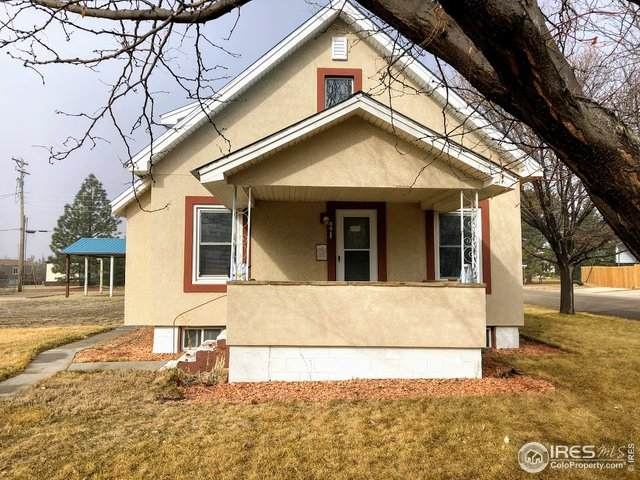 581 Fremont Ave, Akron, CO 80720 (#906923) :: Re/Max Structure