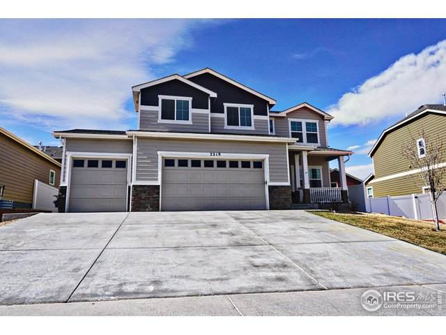 2219 74th Ave, Greeley, CO 80634 (#906928) :: The Brokerage Group