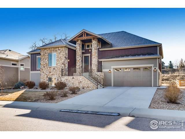 637 Deer Meadow Dr, Loveland, CO 80537 (MLS #906932) :: Colorado Home Finder Realty