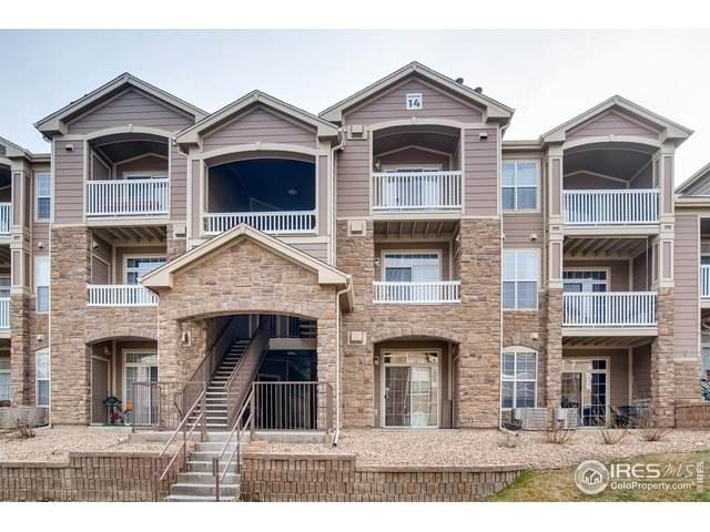 7440 S Blackhawk St #14206, Englewood, CO 80112 (MLS #906941) :: J2 Real Estate Group at Remax Alliance