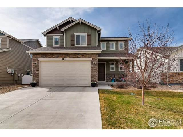 3211 San Carlo Ave, Evans, CO 80620 (#906943) :: The Brokerage Group