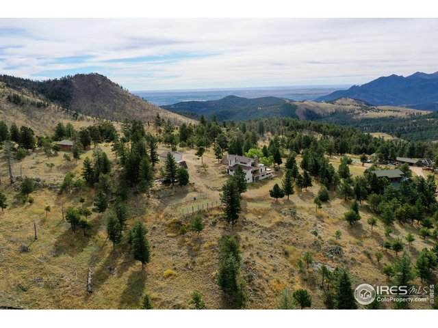 1427 County Road 83, Boulder, CO 80302 (MLS #906961) :: 8z Real Estate