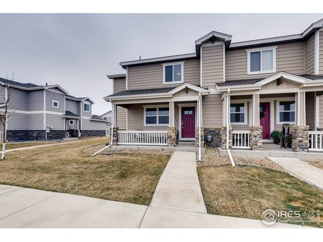 6118 Kochia Ct #106, Frederick, CO 80516 (MLS #906982) :: Tracy's Team