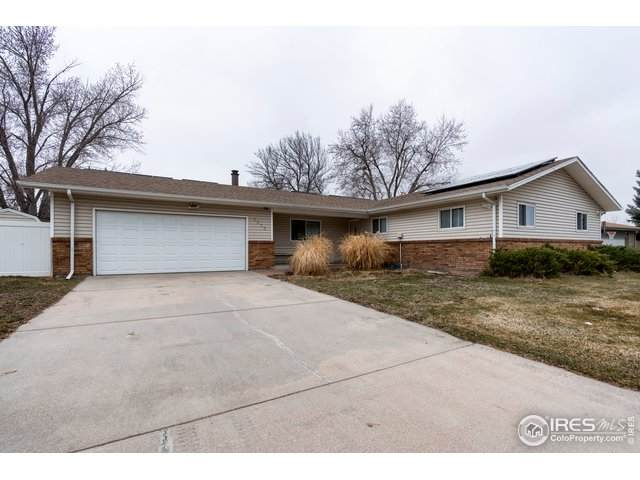 2235 27th Ave, Greeley, CO 80634 (#906988) :: The Brokerage Group