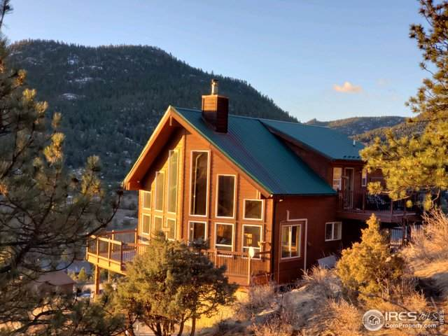 47 Chieftain Ct, Lyons, CO 80540 (#907006) :: The Brokerage Group