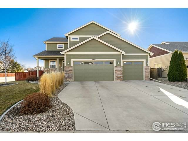 2206 73rd Ave Ct, Greeley, CO 80634 (#907021) :: The Brokerage Group