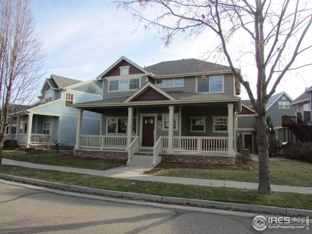 2815 Sitting Bull Way, Fort Collins, CO 80525 (MLS #907032) :: Fathom Realty