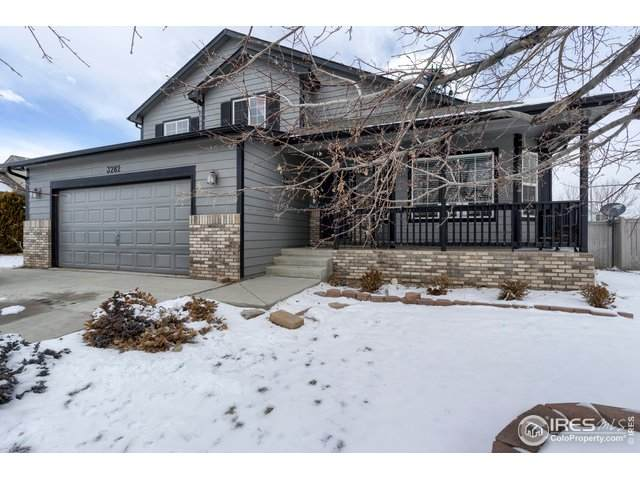 3282 White Buffalo Dr, Wellington, CO 80549 (MLS #907037) :: Hub Real Estate