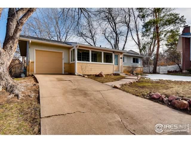 2860 Table Mesa Dr, Boulder, CO 80305 (MLS #907052) :: 8z Real Estate