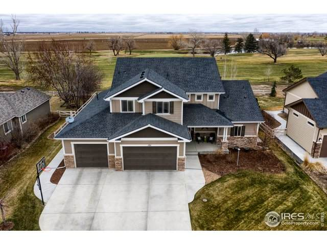 1511 Red Tail Rd, Eaton, CO 80615 (MLS #907066) :: June's Team