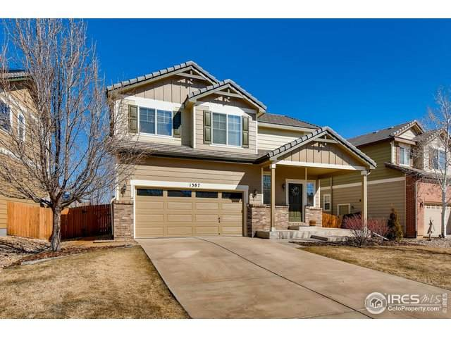 1387 Graham Cir, Erie, CO 80516 (MLS #907070) :: Bliss Realty Group