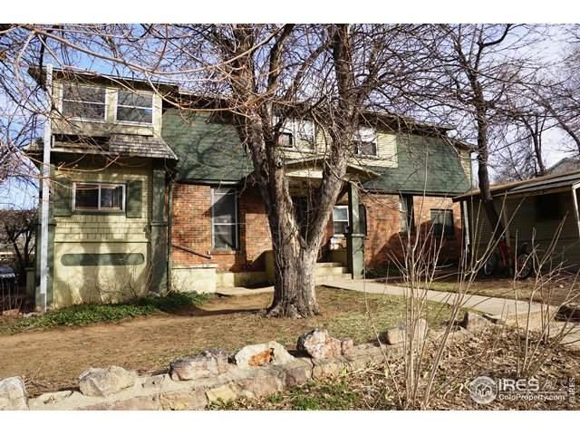 904 University Ave, Boulder, CO 80302 (MLS #907072) :: Downtown Real Estate Partners