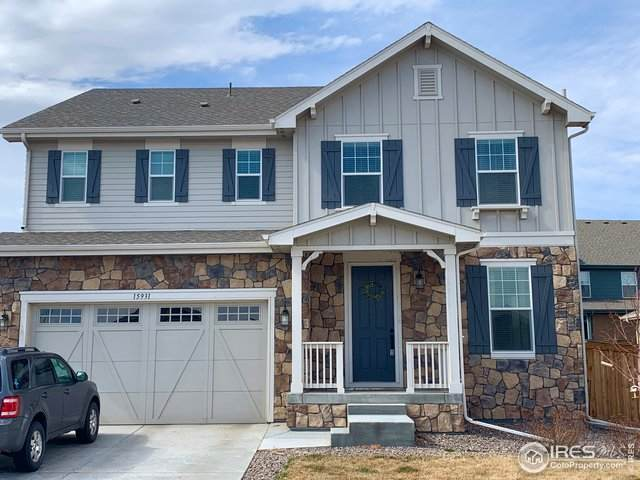 15931 St Paul St, Thornton, CO 80602 (MLS #907075) :: Bliss Realty Group