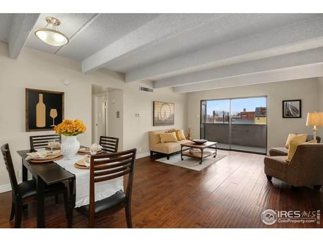 1433 N Williams St #206, Denver, CO 80218 (MLS #907076) :: Colorado Home Finder Realty