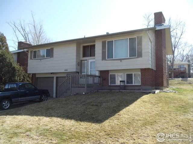 1808 26th Ave Pl, Greeley, CO 80634 (#907085) :: Re/Max Structure