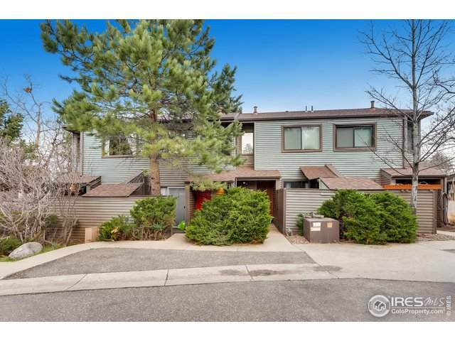 350 Arapahoe Ave #21, Boulder, CO 80302 (#907087) :: The Peak Properties Group