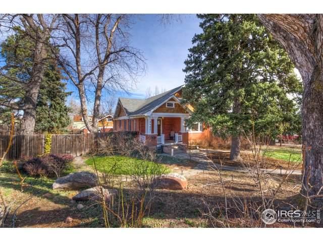 2007 Columbine Ave, Boulder, CO 80302 (MLS #907088) :: Fathom Realty