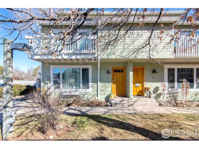 3850 Broadway St #19, Boulder, CO 80304 (MLS #907126) :: Jenn Porter Group