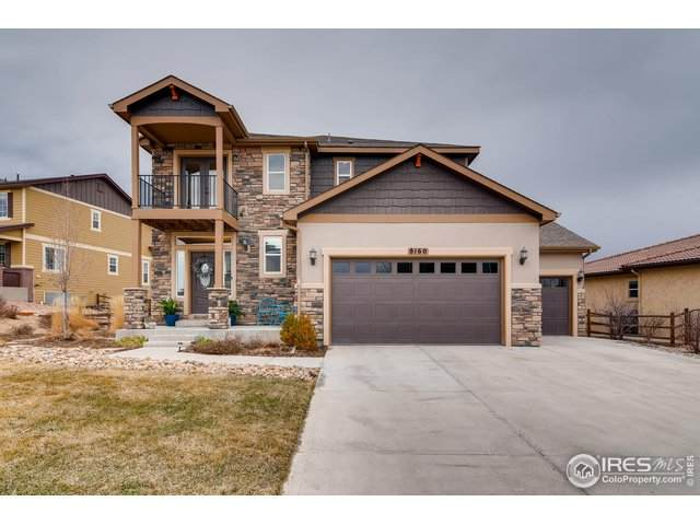 8160 White Owl Ct, Windsor, CO 80550 (#907157) :: Re/Max Structure