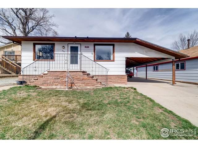 348 Evans St, Lyons, CO 80540 (MLS #907159) :: Jenn Porter Group