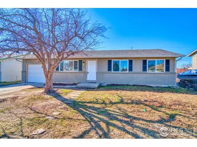154 Jackson Ave, Firestone, CO 80520 (MLS #907160) :: 8z Real Estate