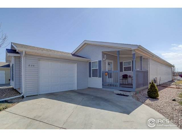 826 Sunchase Dr, Fort Collins, CO 80524 (#907168) :: The Peak Properties Group