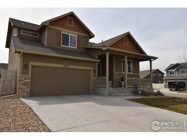 11457 Coal Ridge St, Firestone, CO 80504 (MLS #907197) :: Colorado Home Finder Realty
