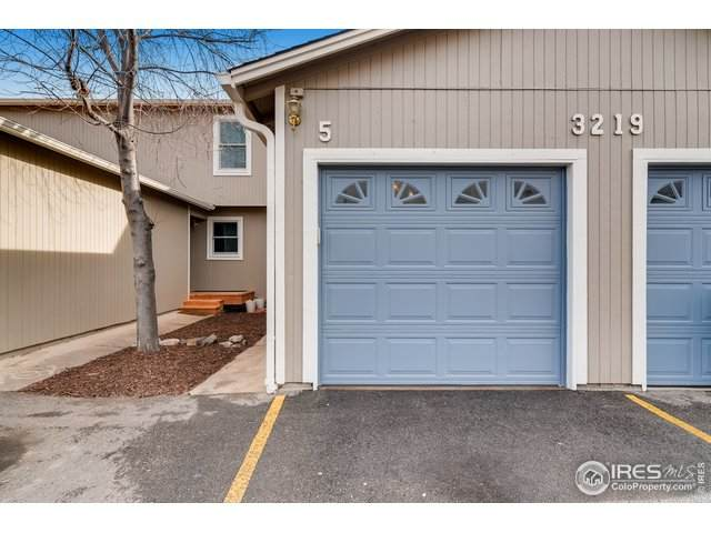 3219 Sumac St #5, Fort Collins, CO 80526 (MLS #907208) :: J2 Real Estate Group at Remax Alliance