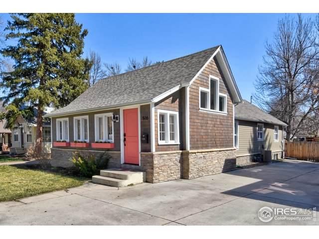 516 Bross St, Longmont, CO 80501 (MLS #907227) :: Jenn Porter Group