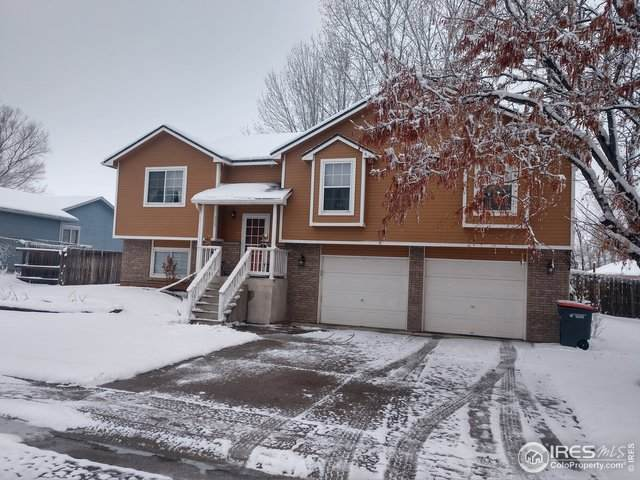 335 Walnut Dr, Frederick, CO 80530 (MLS #907245) :: 8z Real Estate