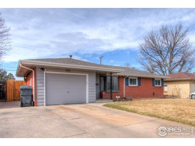 1123 23rd Ave Ct, Greeley, CO 80634 (MLS #907247) :: Kittle Real Estate
